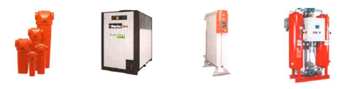 Compressed Air & Gas Treatment Filters